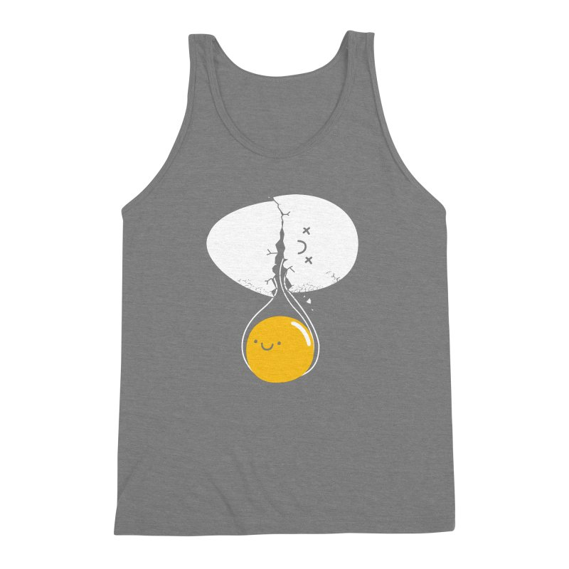 After Life Men's Triblend Tank by Apparel by Marco aka ivejustquitsmoking