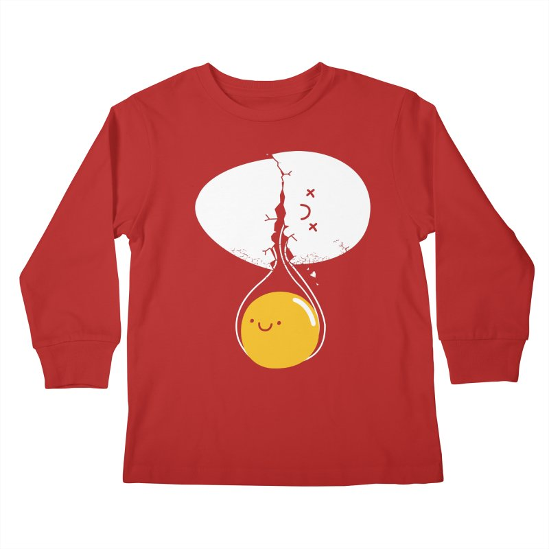 After Life Kids Longsleeve T-Shirt by Apparel by Marco aka ivejustquitsmoking