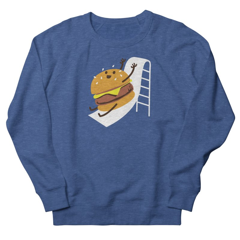 Slider Burger Women's Sweatshirt by Apparel by Marco aka ivejustquitsmoking