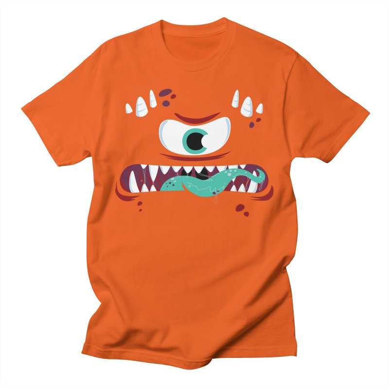 Mad Monster Men's T-Shirt by Apparel by Marco aka ivejustquitsmoking