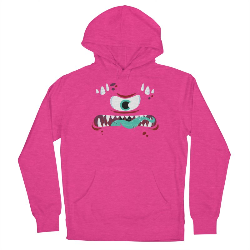 Mad Monster Men's Pullover Hoody by Apparel by Marco aka ivejustquitsmoking