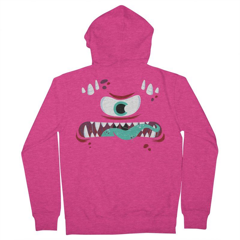Mad Monster Women's Zip-Up Hoody by Apparel by Marco aka ivejustquitsmoking