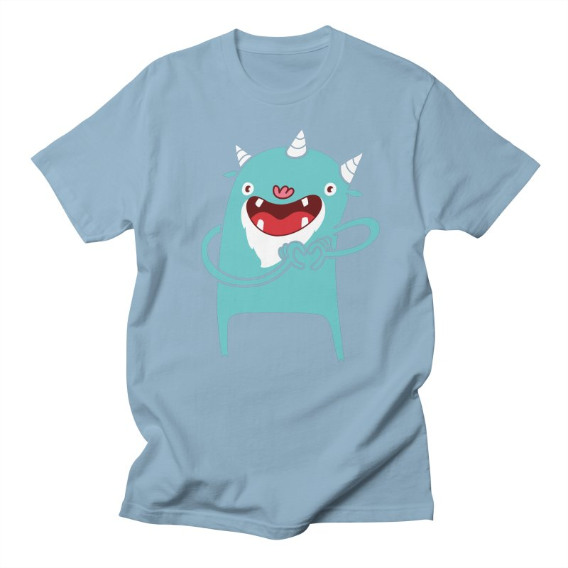 Monster Hearts You Men's T-Shirt by Apparel by Marco aka ivejustquitsmoking