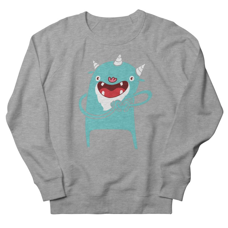 Monster Hearts You Women's Sweatshirt by Apparel by Marco aka ivejustquitsmoking
