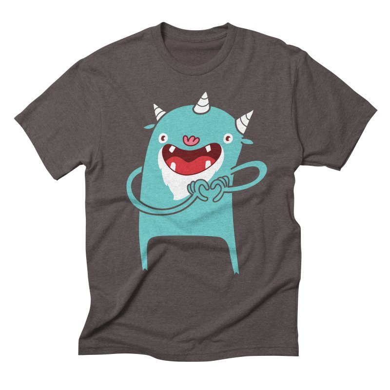 Monster Hearts You   by Apparel by Marco aka ivejustquitsmoking
