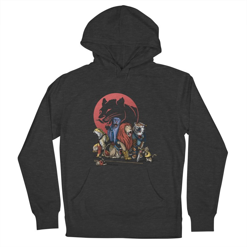About thunder and cats Men's Pullover Hoody by marcosmoraes's Artist Shop
