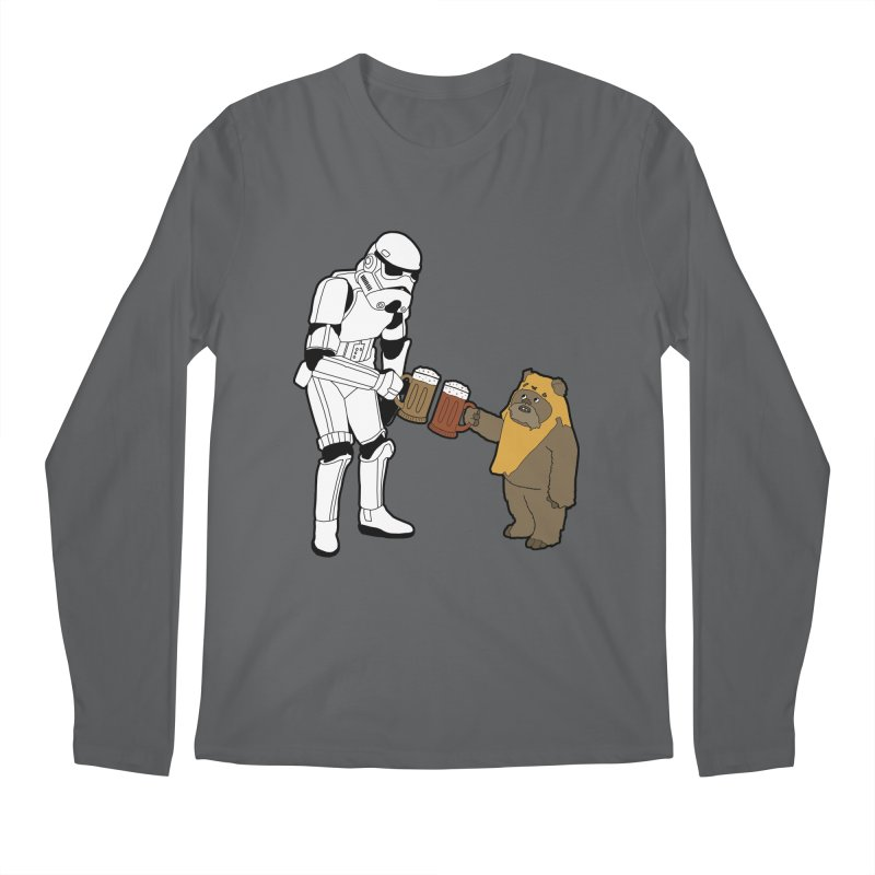 Cheers! Men's Longsleeve T-Shirt by MarcPaperScissor's Artist Shop