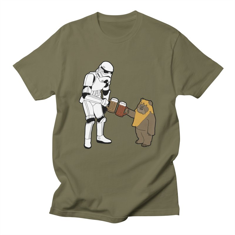 Cheers! Men's T-shirt by MarcPaperScissor's Artist Shop