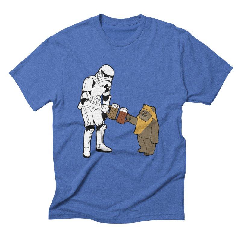 Cheers! Men's Triblend T-Shirt by MarcPaperScissor's Artist Shop