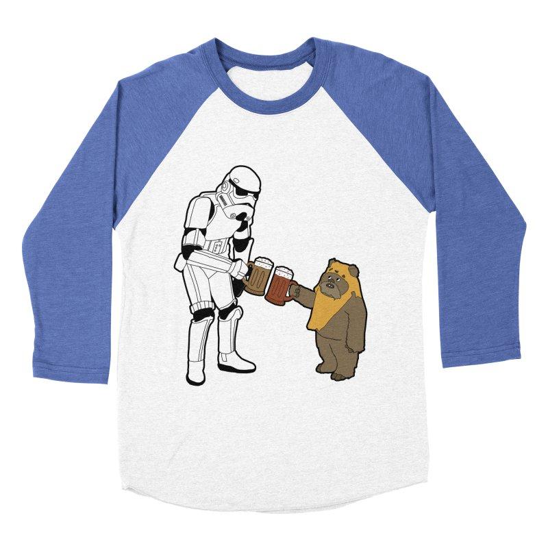 Cheers! Men's Baseball Triblend T-Shirt by MarcPaperScissor's Artist Shop