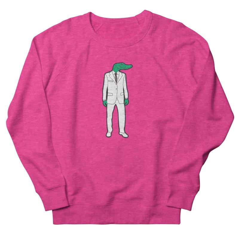 Gator Women's Sweatshirt by MarcPaperScissor's Artist Shop