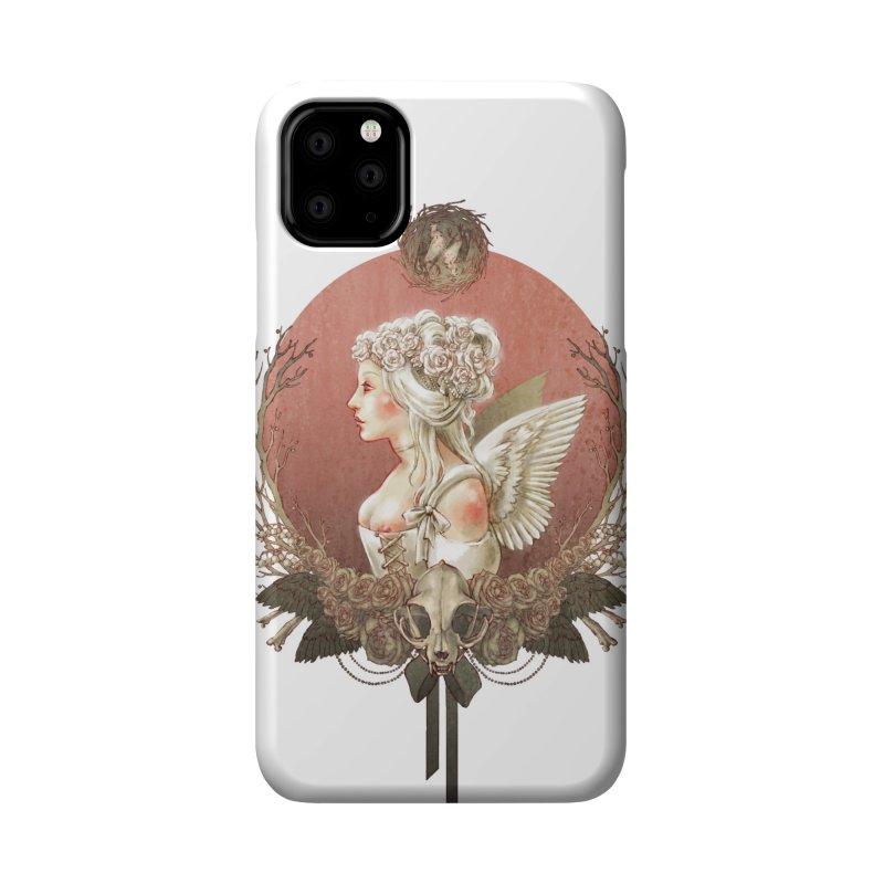 Bianca des Anges Accessories Phone Case by Mar del Valle's Artist Shop