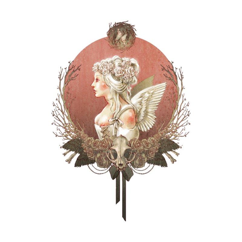 Bianca des Anges None  by Mar del Valle's Artist Shop