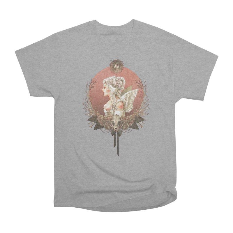 Bianca des Anges Men's Classic T-Shirt by Mar del Valle's Artist Shop