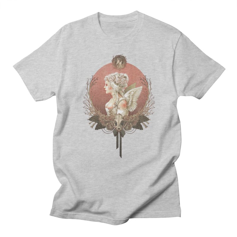 Bianca des Anges Women's Unisex T-Shirt by Mar del Valle's Artist Shop