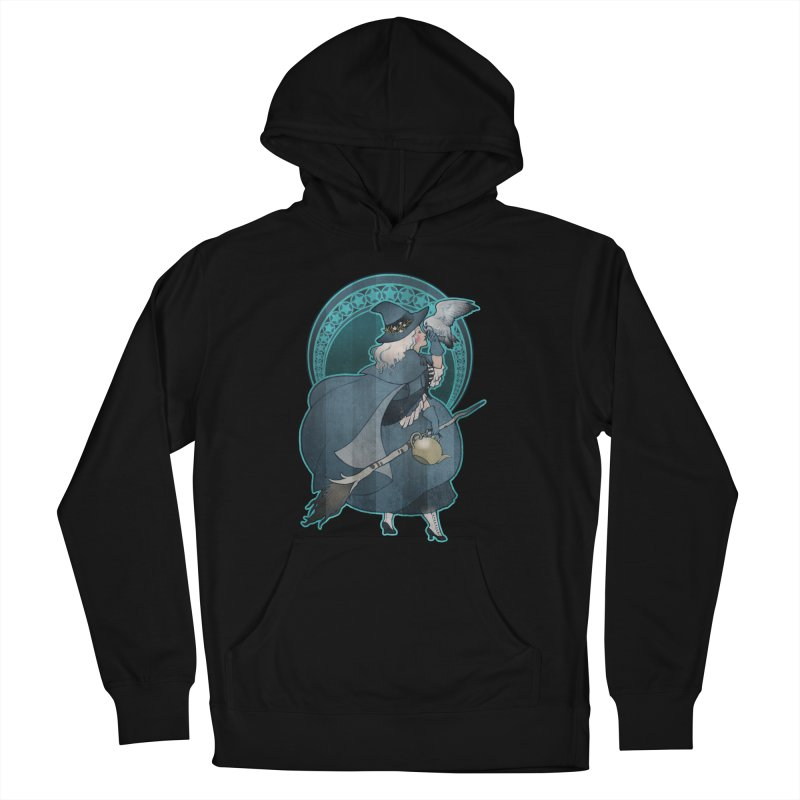 The White Witch Women's Pullover Hoody by Mar del Valle's Artist Shop