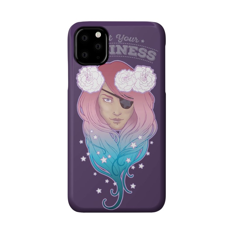 Not Your Business Accessories Phone Case by Mar del Valle's Artist Shop