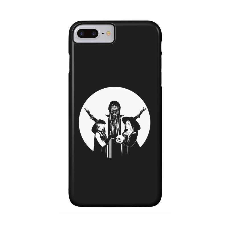 Never Hide: Three Witches Accessories Phone Case by Mar del Valle's Artist Shop