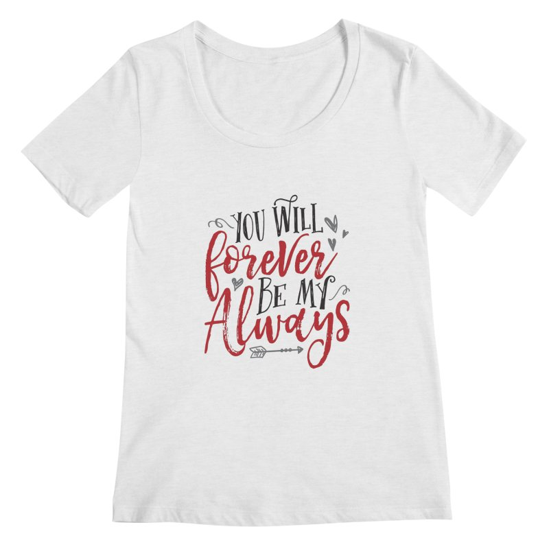 Forever My Always   by Margie Mark's Artist Shop