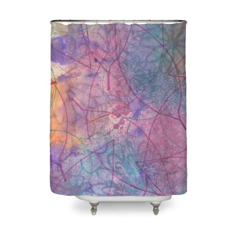 Cool Summer Home Shower Curtain by Margie Mark's Artist Shop