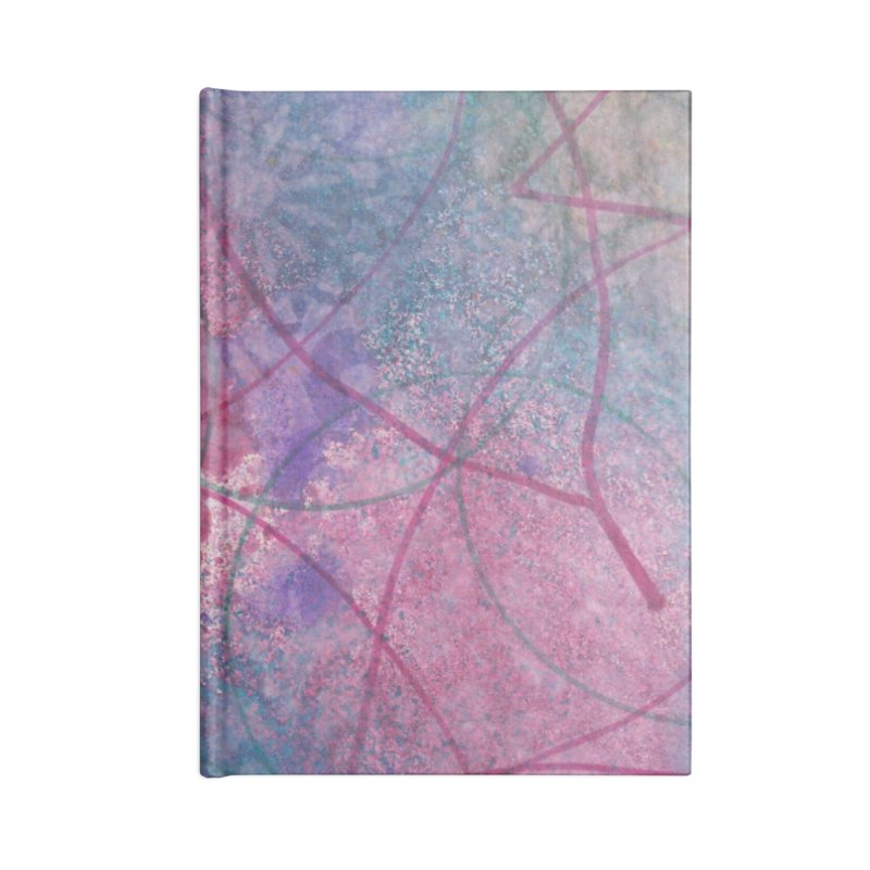 Cool Summer Accessories Notebook by Margie Mark's Artist Shop