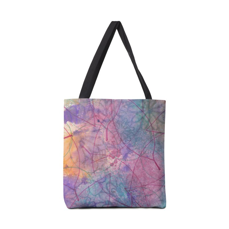 Cool Summer Accessories Bag by Margie Mark's Artist Shop