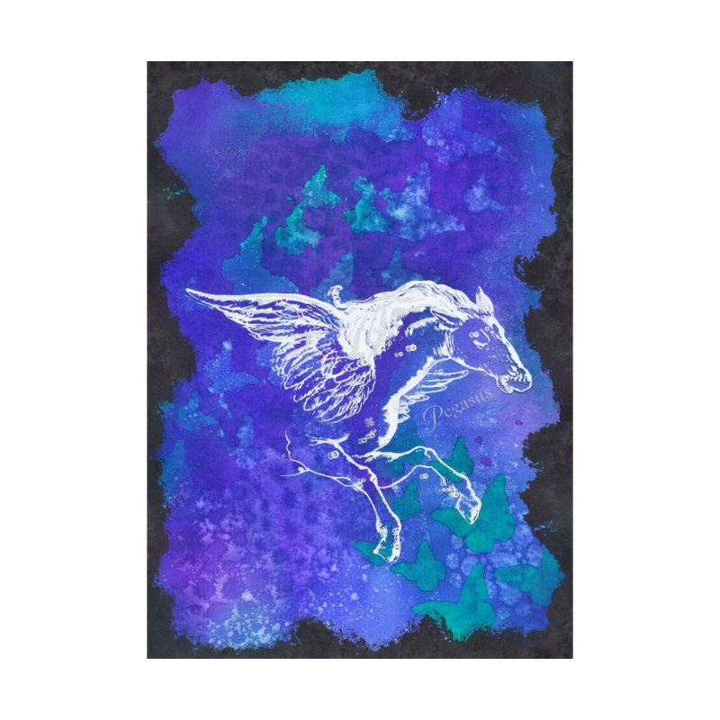 Pegasus Dream None  by Margie Mark's Artist Shop
