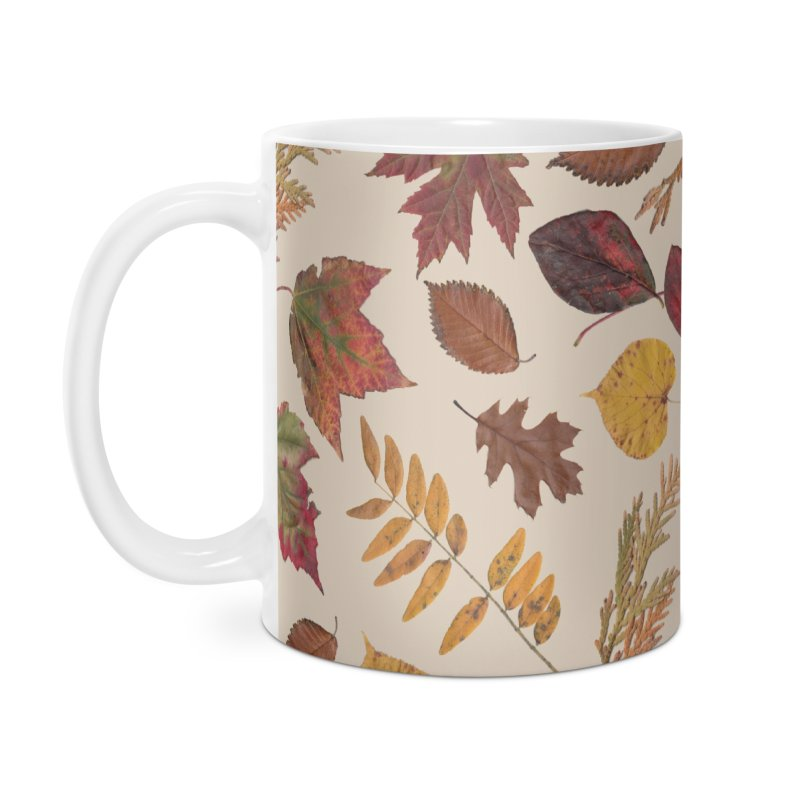 Aurora Autumn Accessories Mug by Margie Mark's Artist Shop