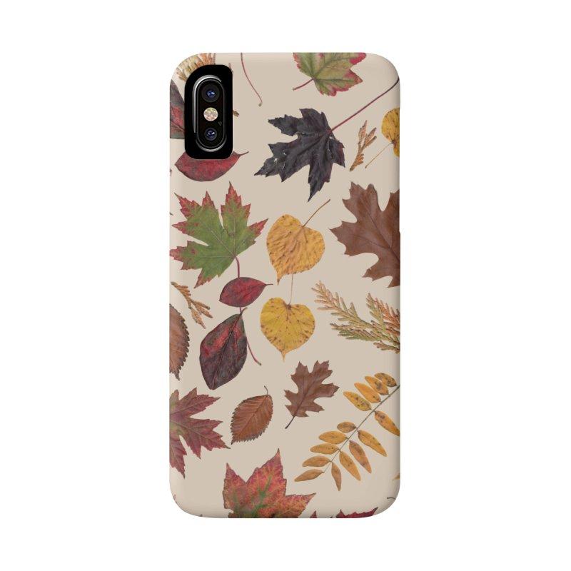 Aurora Autumn Accessories Phone Case by Margie Mark's Artist Shop