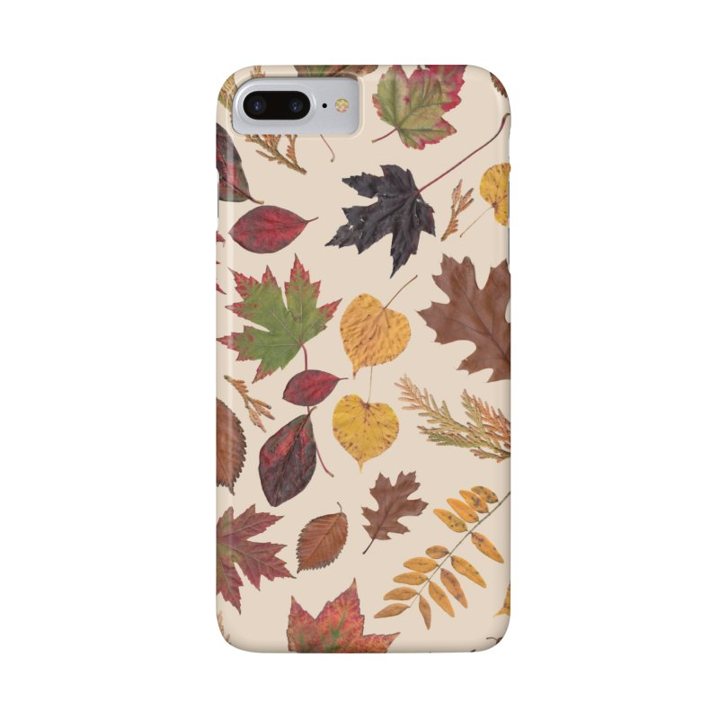Aurora Autumn Accessories Phone Case by Margie Mark's Artist Shop