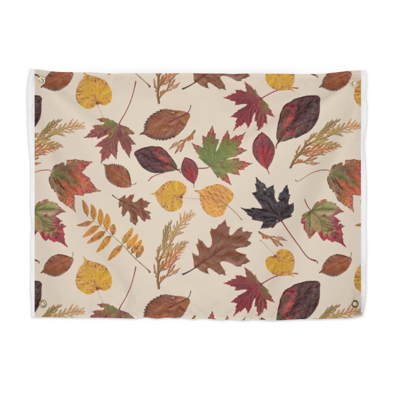 Aurora Autumn Home Tapestry by Margie Mark's Artist Shop