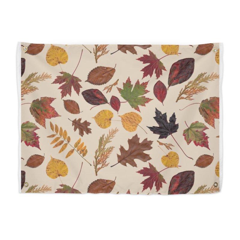 Aurora Autumn Home Tapestry by Margie Mark's Artist Shop