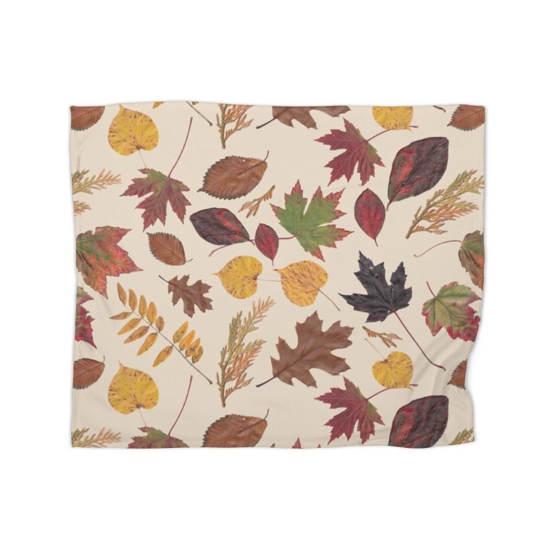 Aurora Autumn Home Blanket by Margie Mark's Artist Shop