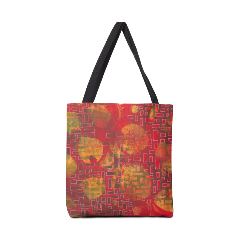 Building/Breaking Accessories Bag by Margie Mark's Artist Shop