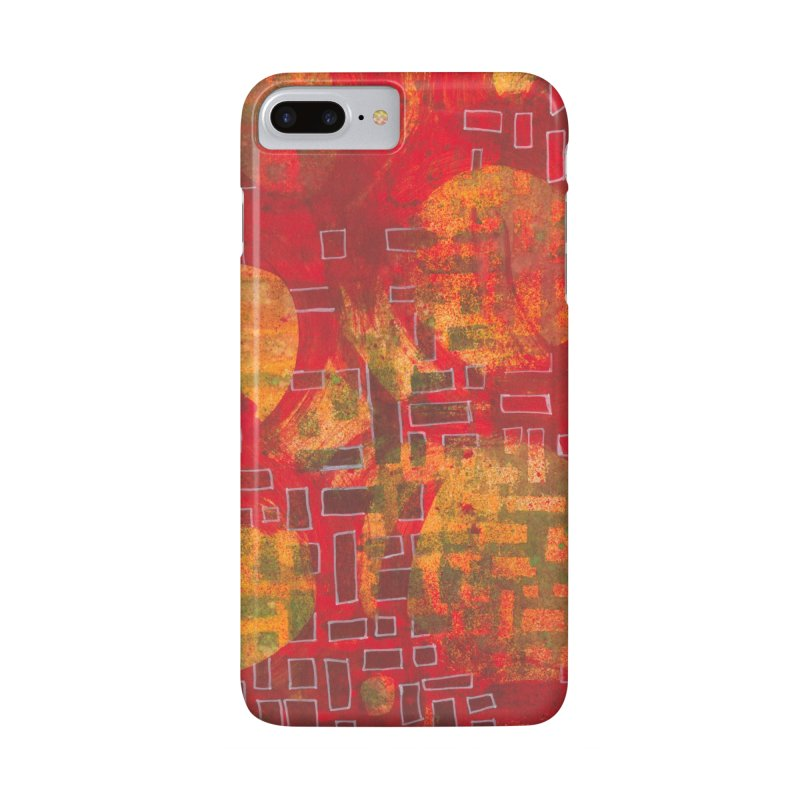 Building/Breaking Accessories Phone Case by Margie Mark's Artist Shop