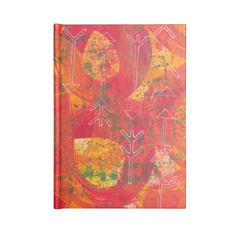 Directions Accessories Notebook by Margie Mark's Artist Shop