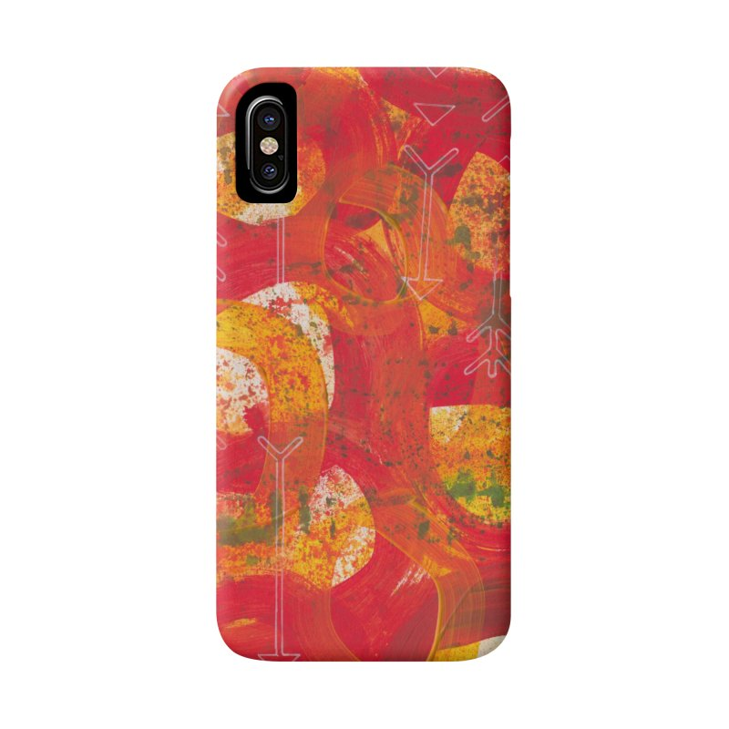 Directions Accessories Phone Case by Margie Mark's Artist Shop