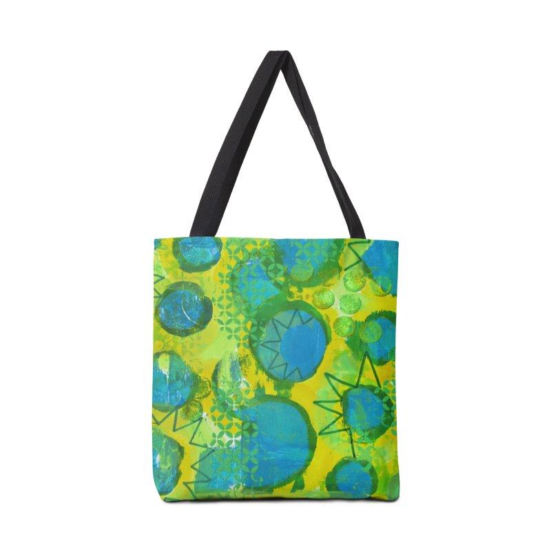 Eclipse Accessories Bag by Margie Mark's Artist Shop