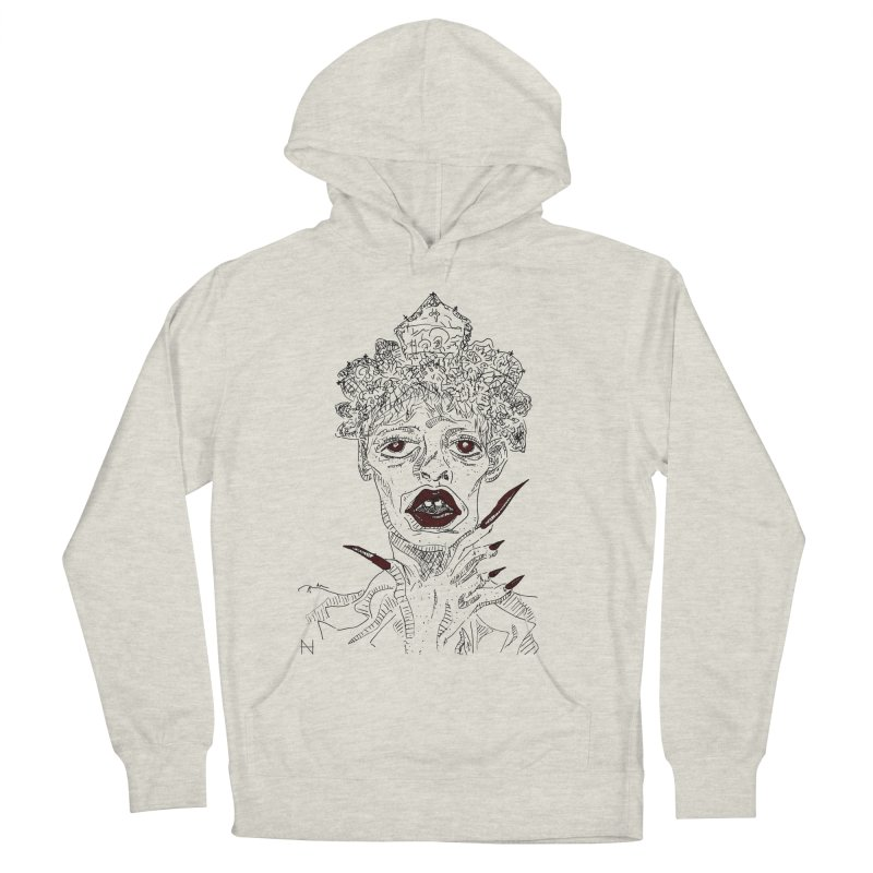 That girl Sussi Women's Pullover Hoody by mariabelonesart's Artist Shop