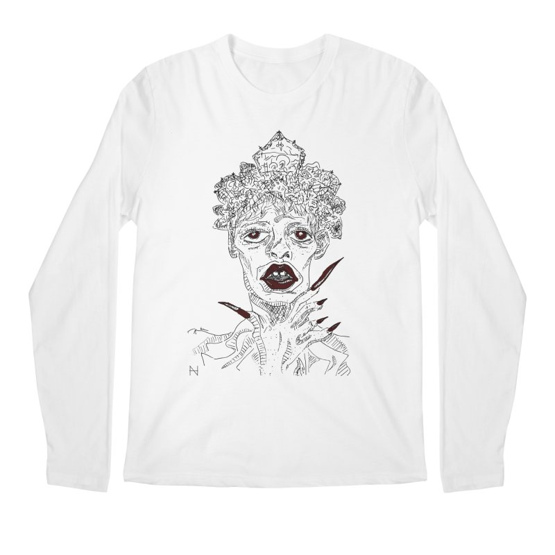 That girl Sussi Men's Longsleeve T-Shirt by mariabelonesart's Artist Shop