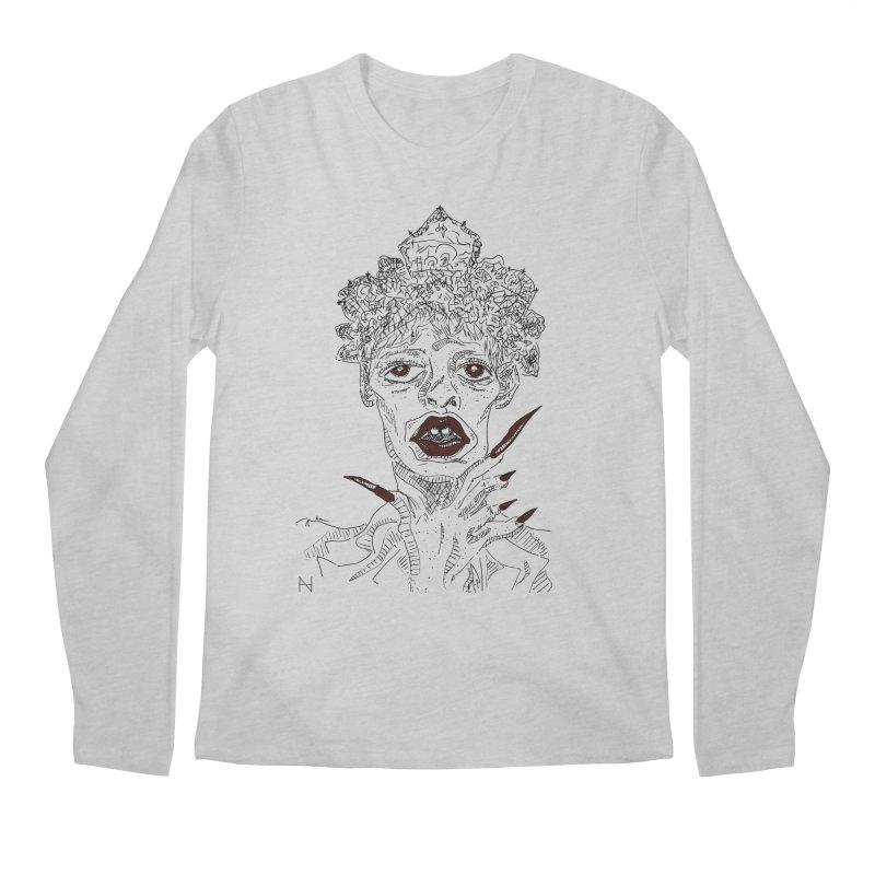 That girl Sussi Men's Longsleeve T-Shirt by MariabelonesART