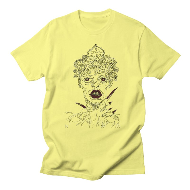 That girl Sussi Women's Unisex T-Shirt by MariabelonesART