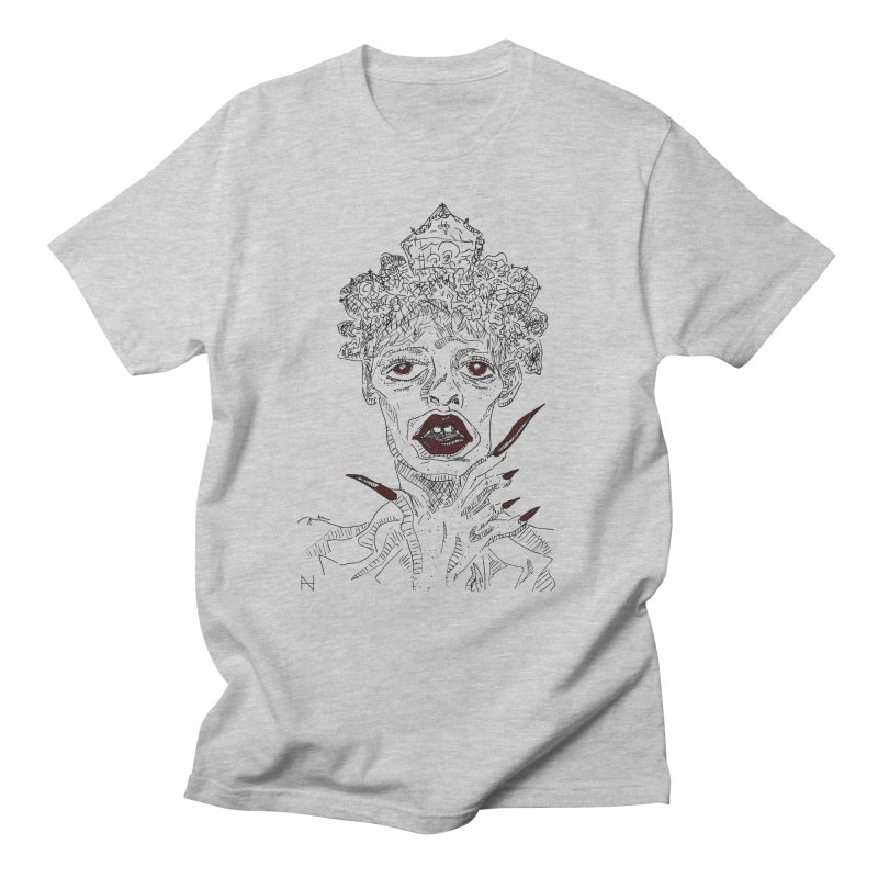 That girl Sussi Women's Unisex T-Shirt by mariabelonesart's Artist Shop