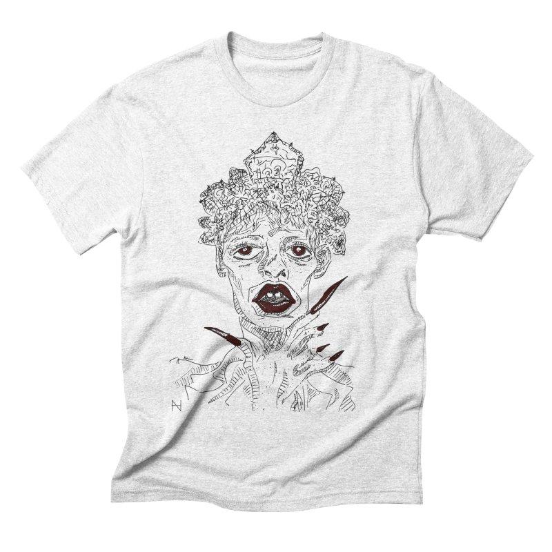 That girl Sussi Men's Triblend T-shirt by mariabelonesart's Artist Shop