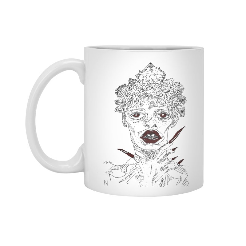 That girl Sussi Accessories Mug by MariabelonesART