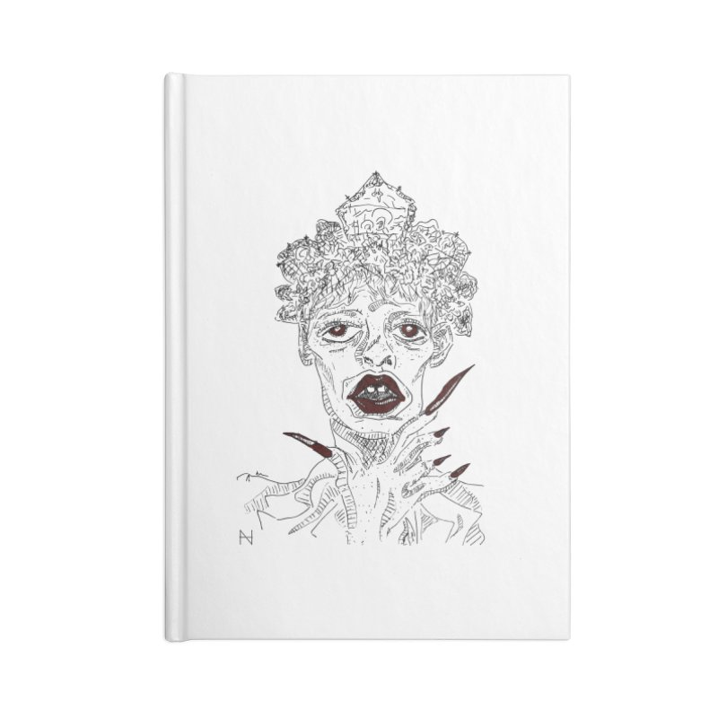 That girl Sussi Accessories Notebook by mariabelonesart's Artist Shop
