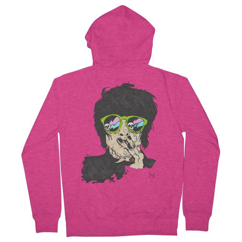 Paul Women's Zip-Up Hoody by mariabelonesart's Artist Shop