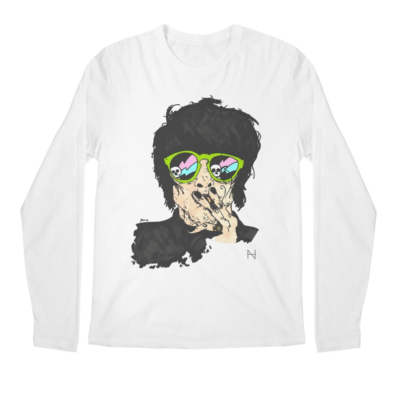 Paul Men's Longsleeve T-Shirt by mariabelonesart's Artist Shop