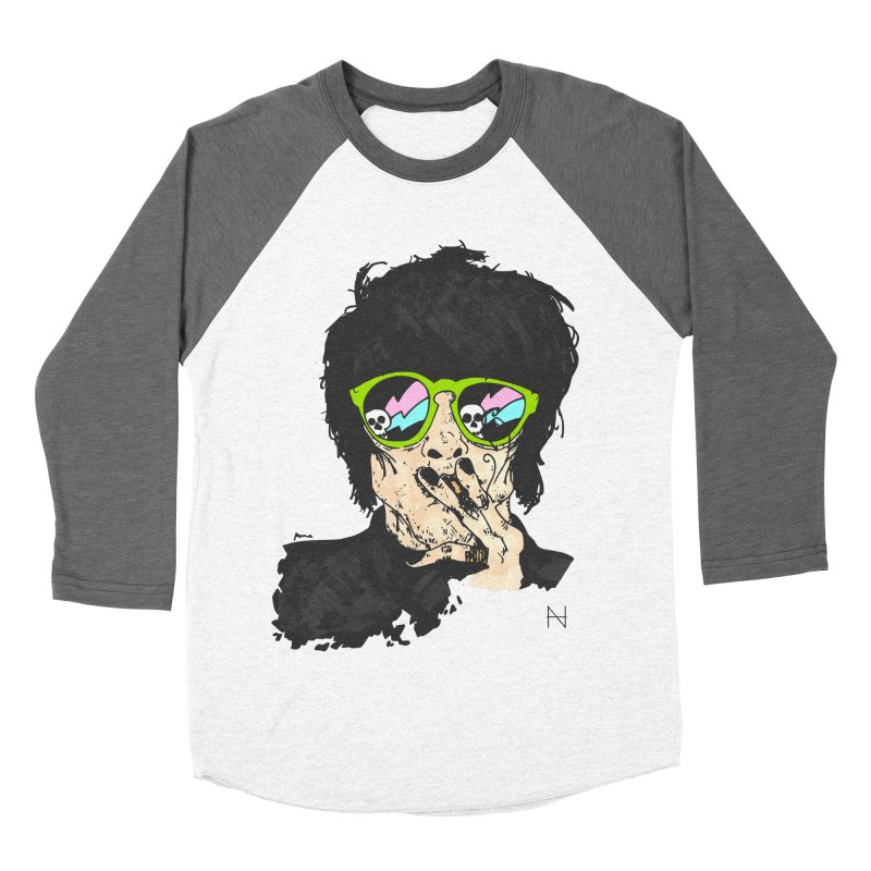 Paul Women's Baseball Triblend T-Shirt by mariabelonesart's Artist Shop