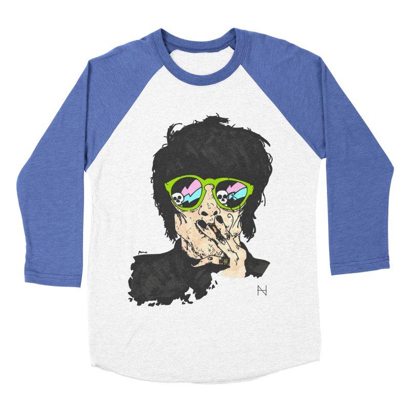 Paul Men's Baseball Triblend T-Shirt by mariabelonesart's Artist Shop